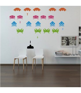 Vinil Space Invaders