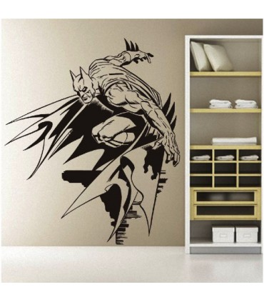 Vinilo decorativo Batman