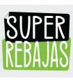 Cartel super rebajas 3